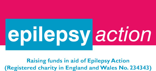 Raising Funds in aid of Epilepsy Action